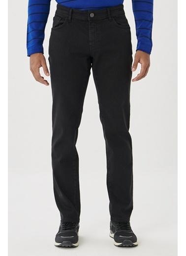 Altınyıldız Classics 360 Derece Her Yöne Esneyen Rahat Slim Fit Pantolon 4A0121200002 Siyah